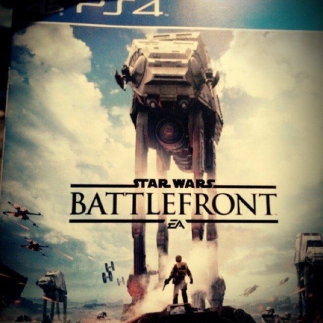 Electronic Arts PS4 - Star Wars Battlefront uploaded by Brian B.