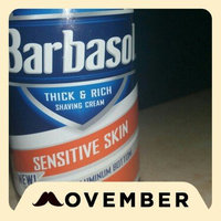 Barbasol® Sensitive Skin Thick & Rich Shaving Cream uploaded by Rose G.