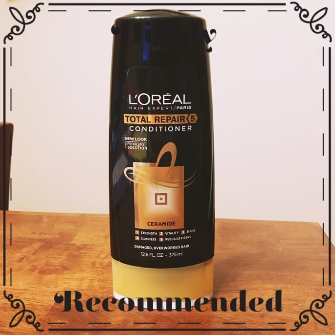 L'Oréal Advanced Haircare Total Repair 5 Restoring Conditioner uploaded by Allison B.