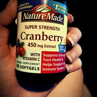 Nature Made Cranberry 450mg Extract with Vitamin C uploaded by Katie R.