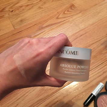 Photo of Lancôme Absolue Powder Radiant Smoothing Powder uploaded by DeAnna M.