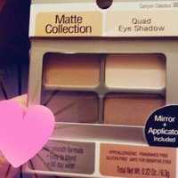 Matte Collection Quad Eye Shadow Canyon Classics 0.22 oz. uploaded by Mary D.