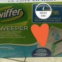 Swiffer CW-596639-1 Swiffer Sweeper Wet Cloth Refil 60 per box uploaded by Antoinette W.