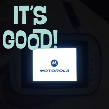 Motorola Digital Video Baby Monitor with 2.8