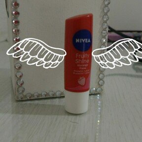 NIVEA Fruity Shine Strawberry Lip Balm uploaded by Amanda C.