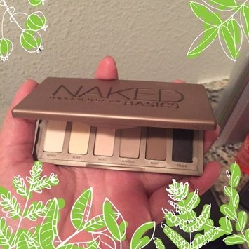 Urban Decay Naked Basics Palette uploaded by Kia W.