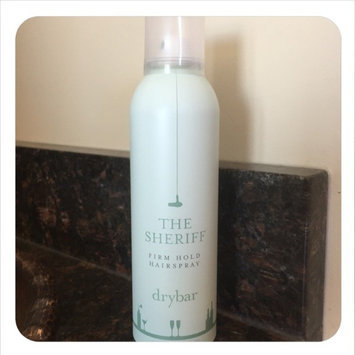 Drybar The Sheriff Firm Hold Hairspray 7.5 oz uploaded by Pam C.