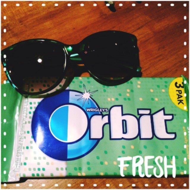 Wrigley's Orbit Sweet Mint Sugarfree Gum uploaded by Hilary A.