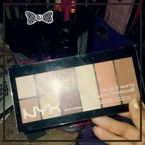 NYX Cosmetics Go-To Palette uploaded by Karen v.