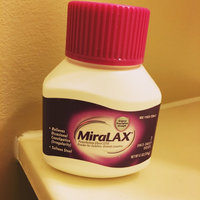 MiraLAX Laxative Powder uploaded by Angela D.