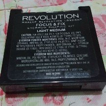 Photo of Makeup Revolution Focus & Fix Brow Kit uploaded by Jacqueline G.