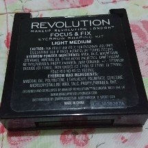 Makeup Revolution Focus & Fix Brow Kit uploaded by Jacqueline G.