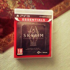Bethesda Elder Scrolls V: Skyrim (PlayStation 3) uploaded by Raquel B.