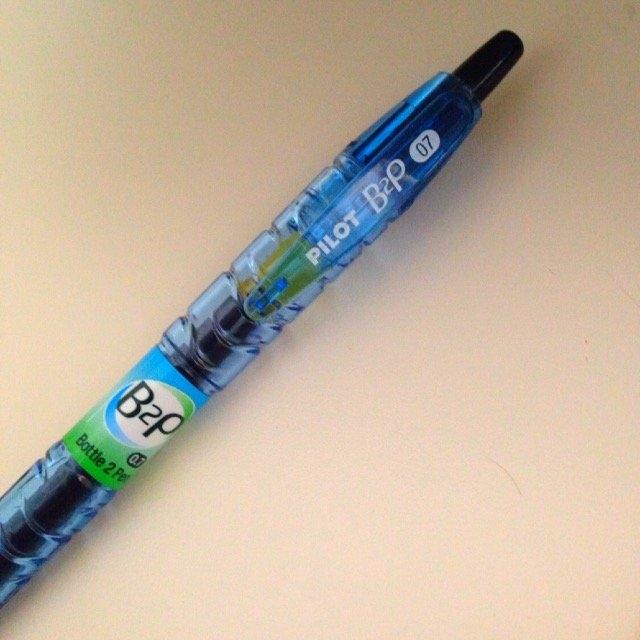 Pilot B2P Bottle to Pen Retractable Gel Pens, Fine Point, Black, 3/Pack uploaded by Cenon M.
