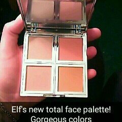 Photo of e.l.f. Get Glowing Highlighting Set uploaded by Katelyn O.