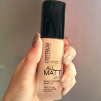 Catrice All Matt Plus Shine Control Makeup uploaded by Cassidy P.