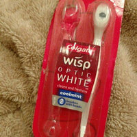 Colgate® WISP™ OPTIC WHITE™ Mini-Brush Coolmint uploaded by Jamy J.
