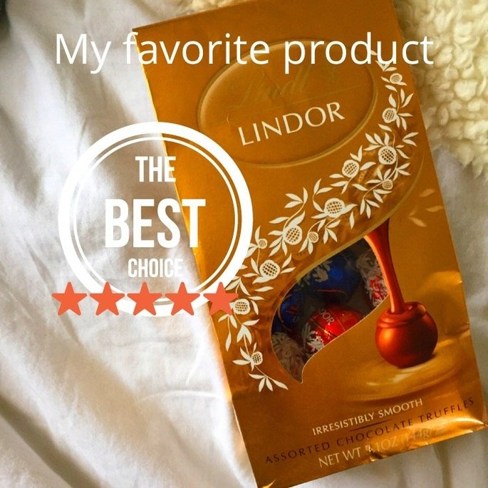 Lindt Lindor Truffles Ultimate Assortment uploaded by Maggie W.
