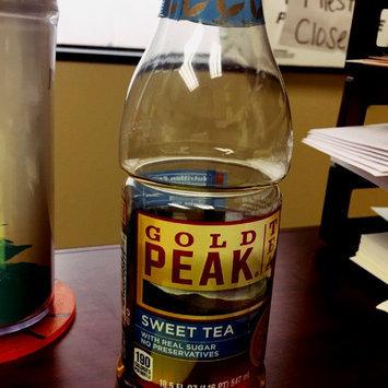 Photo of Gold Peak Sweetened Iced Tea 18.5 oz uploaded by Namrata P.