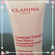Clarins Exfoliating Body Scrub for Smooth Skin uploaded by Rosaly N.