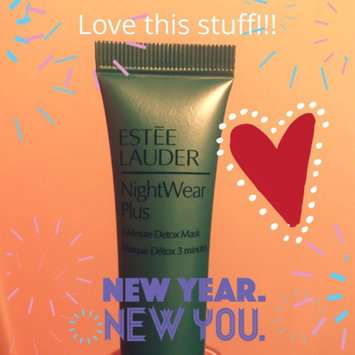 Photo of Estée Lauder NightWear Plus 3-Minute Detox Mask uploaded by Melody S.