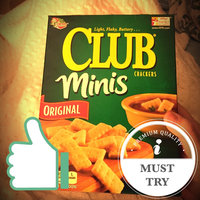 Keebler Club Minis Original Crackers uploaded by Tara C.