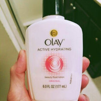 Active Hydrating Olay Active Hydrating Beauty Fluid Lotion Twin Pack, 12 Fl Oz uploaded by Pamela E.