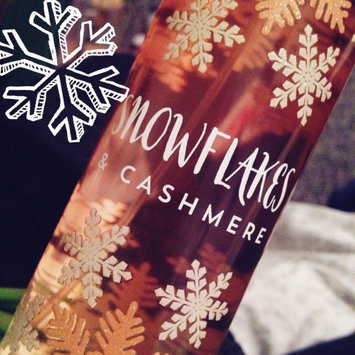 Photo of Bath & Body Works Snowflakes & Cashmere Fragrance Mist uploaded by Sarah T.