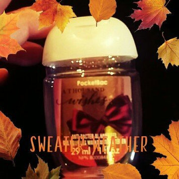 Bath & Body Works PocketBac Hand Sanitizer Gel Sweet Peach Tea uploaded by Ashley-June L.