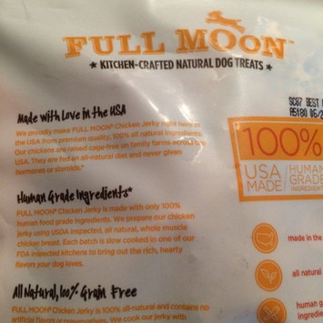 Photo of Full Moon Chicken Jerky Dog Treats, 3 oz uploaded by Sophia A.