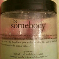 Philosophy Be Somebody Body Scrub, Green Tea, 23 Ounce uploaded by Sarah C.
