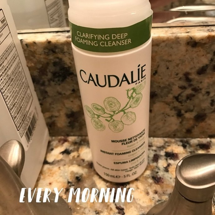Caudalie Instant Foaming Cleanser uploaded by Elizabeth D.
