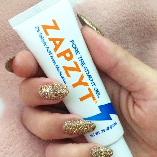 ZAPZYT Pore Treatment Gel, .75 oz uploaded by Naguilando B.
