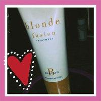 Brocato Blonde Fusion Treatment 6 oz - 2 Pack uploaded by Amanda W.
