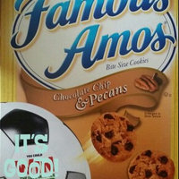 Famous Amos® Chocolate Chip & Pecans Cookies uploaded by Mony M.