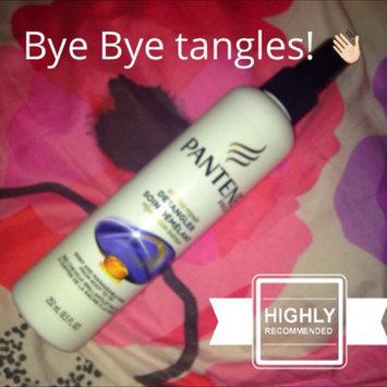 Pantene Pro-V® Moisture Mist Light Conditioning Detangler 8.5 fl. oz. Bottle uploaded by Lisa Z.