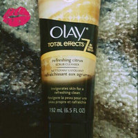 Olay Total Effects Total Effects 7-in-1 Anti-Aging Refreshing Citrus ScrubCitrus uploaded by Whitney B.