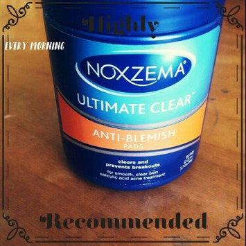 Photo of Noxzema Ultimate Clear Anti-Blemish Pads uploaded by Amanda M.