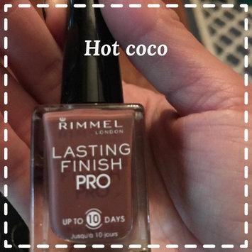Rimmel Lasting Finish Pro Nail Enamel uploaded by Khristin J.