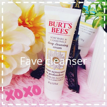 Photo of Burt's Bees Intense Hydration Cream Cleanser uploaded by Zahra Z.