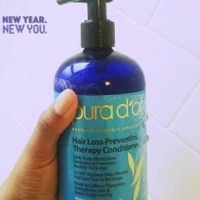 pura d'or Scalp Therapy Shampoo uploaded by Anya T.