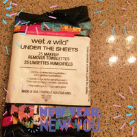 Wet 'n' Wild Wet n Wild Under the Sheets Makeup Remover Towelettes, Makeup Remover Wipes, 25 ea uploaded by Natalia B.