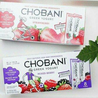 Chobani® Kids Greek Yogurt Tubes Strawberry uploaded by Delaney T.