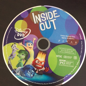 Photo of Inside Out DVD uploaded by Jamie N.