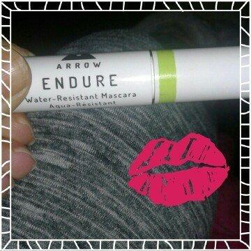 ARROW ENDURE Water-Resistant Mascara uploaded by Melissa S.