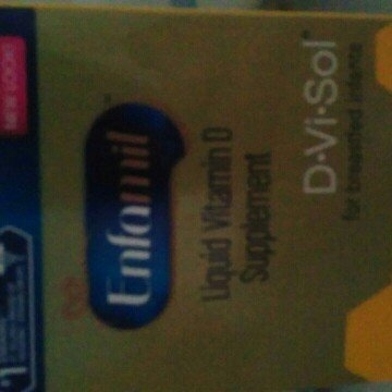 Enfamil D-Vi-Sol D-Vi-Sol Vitamin D Supplement Drops uploaded by Liezl L.