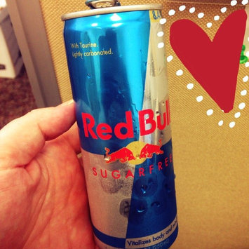 Red Bull Sugarfree Energy Drink uploaded by Tiffany S.