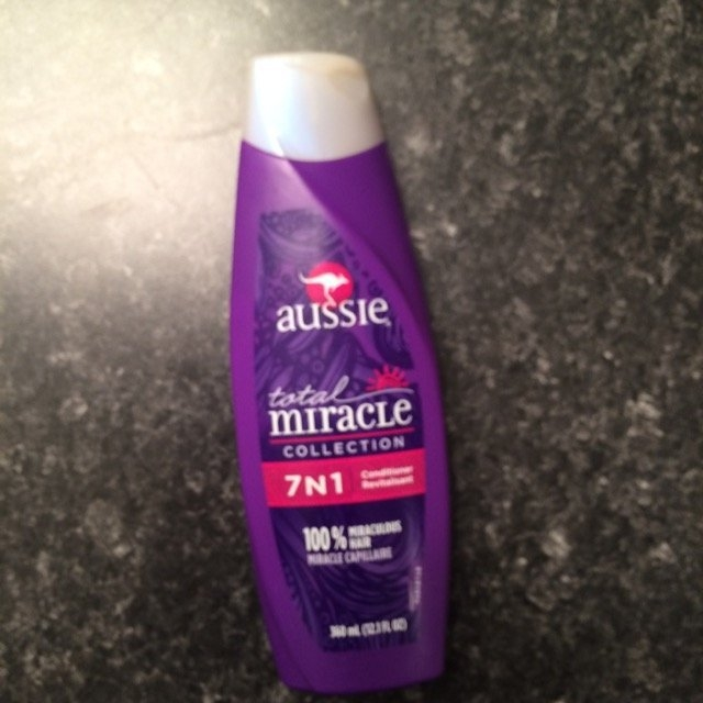 Aussie Total Miracle 7N1 Conditioner uploaded by Sam P.