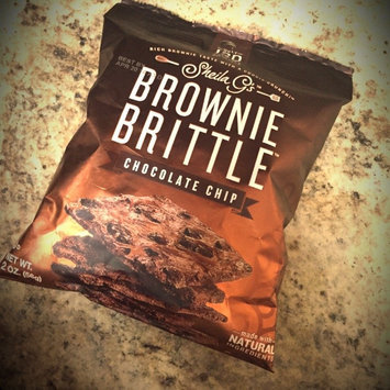 Photo of Sheila G's Brownie Brittle Chocolate Chip uploaded by Jade H.
