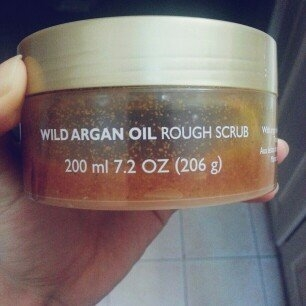 The Body Shop Body Scrub uploaded by Amany I.